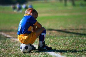 поражение в спорте