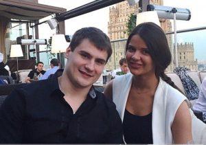 Дмитрий и Варвара Орловы